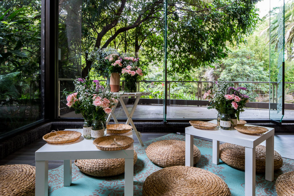 Rainforest Room - Relaxed styling